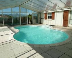 location gîte piscine - Domaine des Perelles - Mâcon